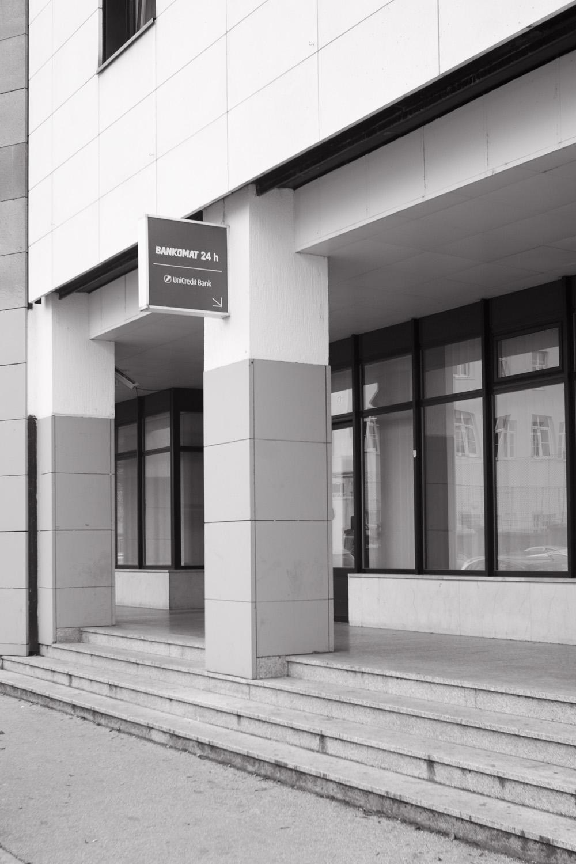 Entrance from Kotnikova ulica